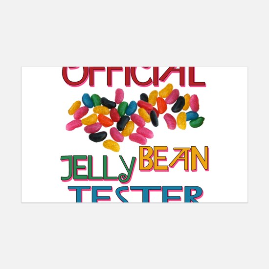 Jelly Bean Tester Wall Decal