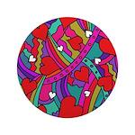 Heart and Rainbow Pattern 3.5