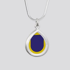 1 BCT 82 AD BF Silver Teardrop Necklace