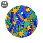 Shooting Star Hippie Pattern 3.5