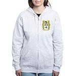 Barocci Women's Zip Hoodie