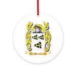 Barocci Ornament (Round)
