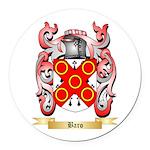 Baro Round Car Magnet