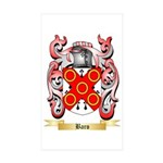 Baro Sticker (Rectangle 50 pk)
