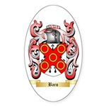 Baro Sticker (Oval 50 pk)