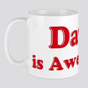 Dave is Awesome Mug