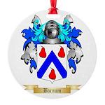 Barnum Round Ornament