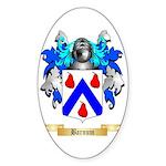 Barnum Sticker (Oval)