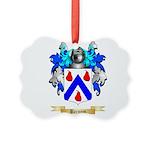 Barnum Picture Ornament