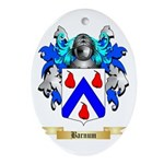 Barnum Ornament (Oval)