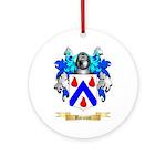 Barnum Ornament (Round)