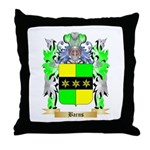 Barns Throw Pillow