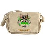 Barnini Messenger Bag