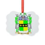 Barnes Picture Ornament