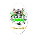 Barneby Oval Car Magnet