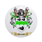 Barneby Ornament (Round)