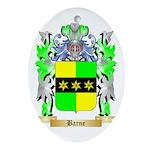 Barne Ornament (Oval)