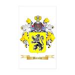 Barnby Sticker (Rectangle 50 pk)