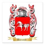Barnaud Square Car Magnet 3