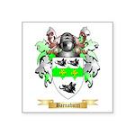 Barnabucci Square Sticker 3