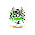 Barnabucci Sticker (Rectangle 10 pk)