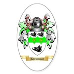 Barnabucci Sticker (Oval)