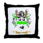 Barnabucci Throw Pillow