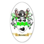 Barnabei Sticker (Oval)
