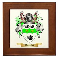 Barnabei Framed Tile