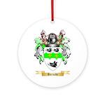 Barnabe Ornament (Round)
