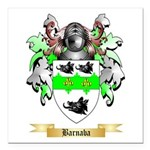 Barnaba Square Car Magnet 3