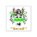 Barnaba Square Sticker 3