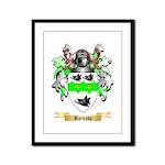 Barnaba Framed Panel Print