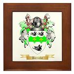 Barnaba Framed Tile