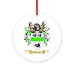 Barna Ornament (Round)