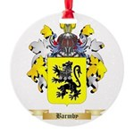 Barmby Round Ornament