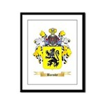 Barmby Framed Panel Print