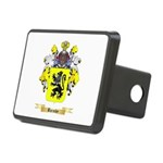 Barmby Rectangular Hitch Cover