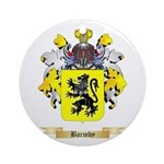 Barmby Ornament (Round)