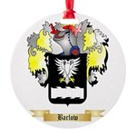 Barlow Round Ornament