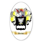 Barlow Sticker (Oval)