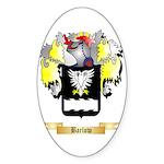 Barlow Sticker (Oval 50 pk)