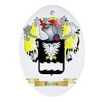 Barlow Ornament (Oval)