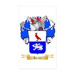 Barlon Sticker (Rectangle 50 pk)