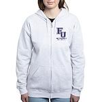F U Collegiate Internet Zip Hoodie