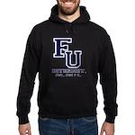 F U Collegiate Internet Hoodie