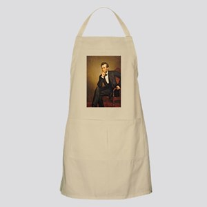Young Abraham Lincoln Apron