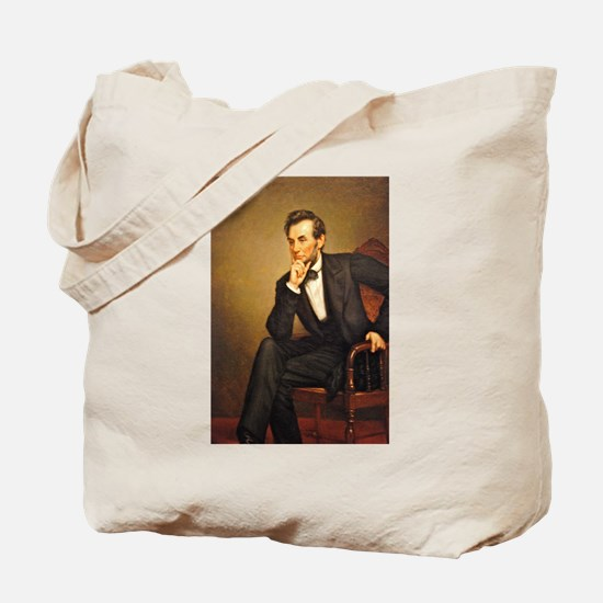 Young Abraham Lincoln Tote Bag
