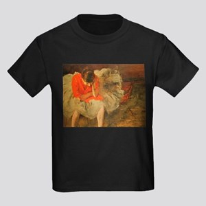 Famous Paintings: After the Rehersal T-Shirt