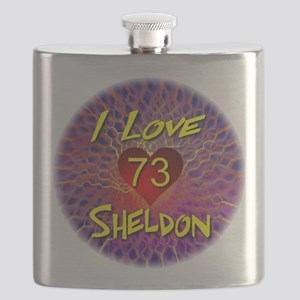 Ultimate T-shirts Flask